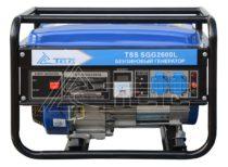 Бензогенератор TSS SGG 2600L