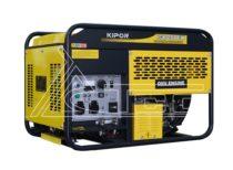 Бензиновая электростанция с функцией сварки KGE 280EW