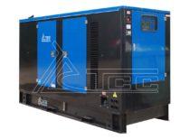 Дизельный генератор ТСС АД-160С-Т400-1РКМ5  в кожухе