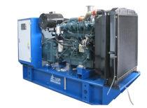 Дизельный генератор ТСС АД-400С-Т400-1РМ17