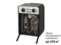 Тепловентилятор ТСС ТВ-01-50 (220В)