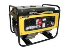 Бензогенератор Kipor KGE6500Х3