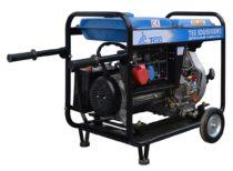 Дизель генератор TSS SDG 5000EH3 уценка
