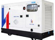 Дизельная электростанция Исток АД12С-Т400-РПМ11