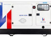 Дизельная электростанция Исток АД16С-О230-РПМ11