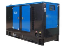 Дизельный генератор ТСС АД-105С-Т400-1РКМ11 в шумозащитном кожухе