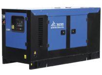 Дизельный генератор ТСС АД-16С-230-1РКМ10 в шумозащитном кожухе