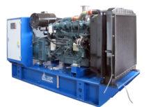 Дизельный генератор ТСС АД-300С-Т400-1РМ17