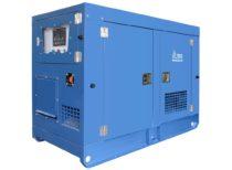 Дизельный генератор ТСС АД-30С-Т400-1РПМ10 в погодозащитном кожухе