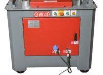 GW 50 Станок для гибки арматуры с концевиком