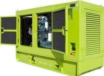 160 кВт в кожухе DOOSAN (дизельный генератор АД 160)