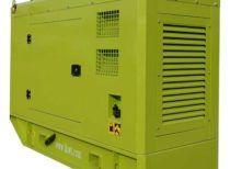 25 кВт в евро кожухе RICARDO (дизельный генератор АД 25)
