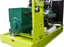 400 кВт открытая SHANGYAN (дизельный генератор АД 400)