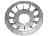 Крыльчатка генератора SA-120/Aluminum fan