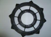 Крыльчатка генератора SA-30/Plastic fan for 30KW