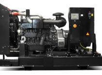 Дизельный генератор JCB G200S