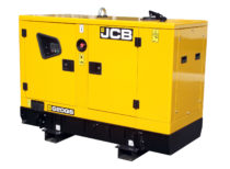 Дизельный генератор JCB G20QS