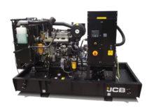 Дизельный генератор JCB G220S - 160 кВт