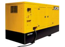 Дизельный генератор JCB G275QS - 200 кВт