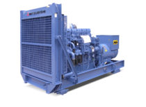 Дизельный генератор Mitsubishi MGS1500B (7PD)