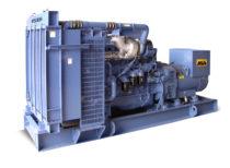 Дизельный генератор Mitsubishi MGS1500B (7PF)