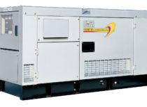 Дизельный генератор YANMAR YEG650DTLS