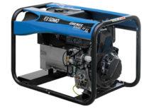 SDMO Портативная электростанция Diesel 6500TEXL