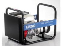 SDMO Портативная электростанция HX 6000