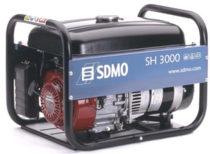 SDMO Портативная электростанция SH 3000