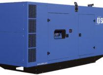 SDMO Стационарная электростанция D440 в кожухе
