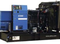 SDMO Стационарная электростанция V275C2
