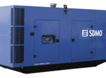 SDMO Стационарная электростанция V630C2 в кожухе