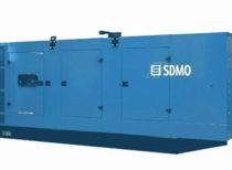 SDMO Стационарная электростанция X1000 в кожухе