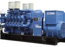 SDMO Стационарная электростанция X1400