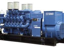 SDMO Стационарная электростанция X1650