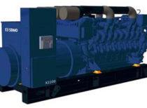SDMO Стационарная электростанция X2200C