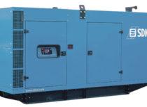 SDMO Стационарная электростанция X330C3 в кожухе