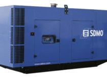 SDMO Стационарная электростанция X650C2 в кожухе