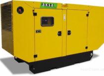 Дизельный генератор AKSA APD-43C (в кожухе)