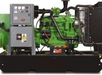 Дизельный генератор Aksa AJD-75