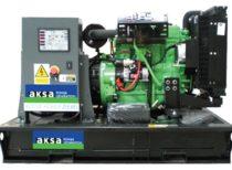 дизельный генератор AKSA APD-70A