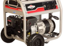 Генератор бензиновый Briggs and Stratton 3750 A