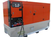 Генератор дизельный Europower EPSR 130 TDE