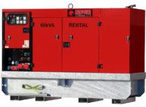 Генератор дизельный Europower EPSR 60 TDE