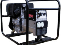 Генератор дизельный сварочный EUROPOWER EP 200 DX1 AC
