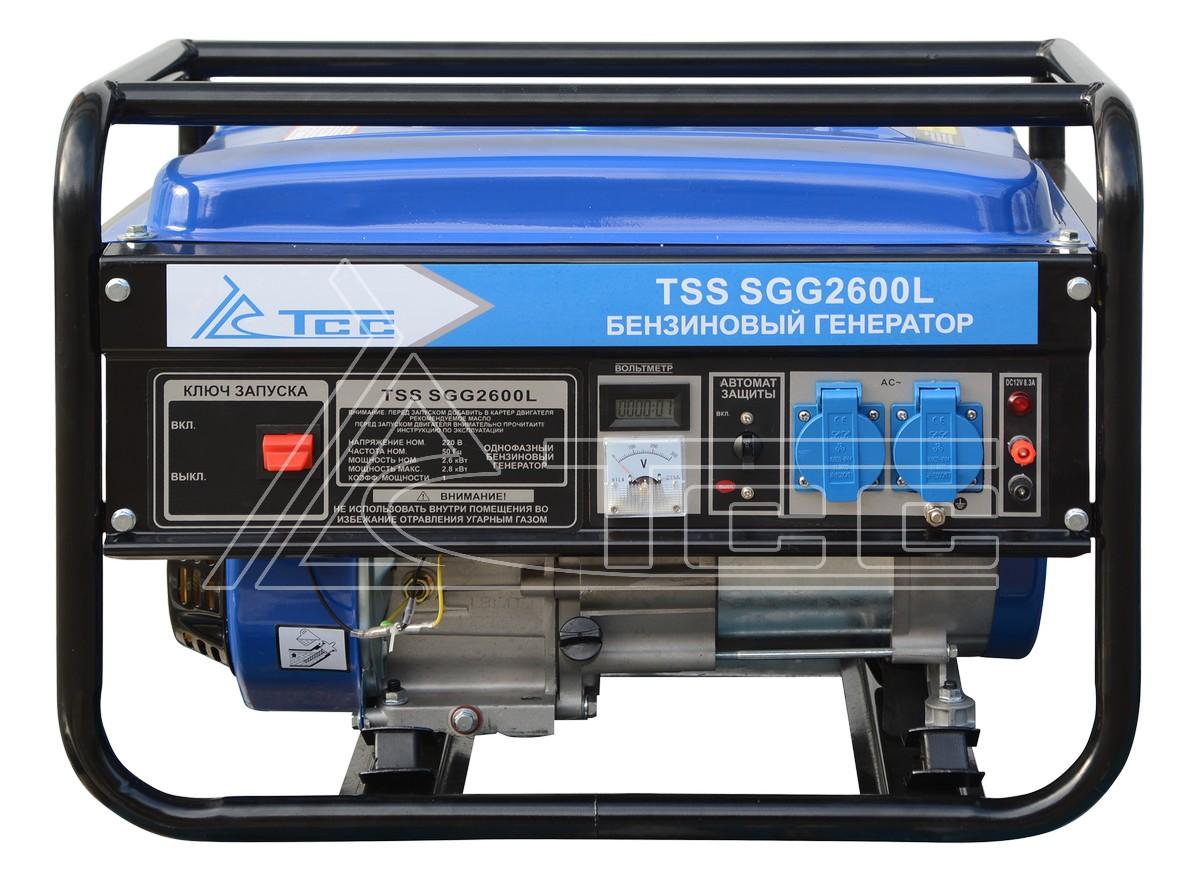 Benzogenerator-TSS-SGG-2600L