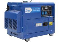Дизель генератор TSS SDG 5000ES