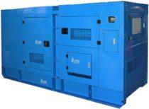 Дизельный генератор ТСС АД-120С-Т400-1РКМ19  в шумозащитном кожухе