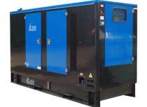 Дизельный генератор ТСС АД-160С-Т400-1РКМ11  в шумозащитном кожухе