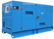 Дизельный генератор ТСС АД-30С-Т400-1РКМ10 в шумозащитном кожухе